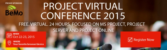 Project Virtual Conference 2015